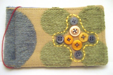 Needle Cases now on Etsy