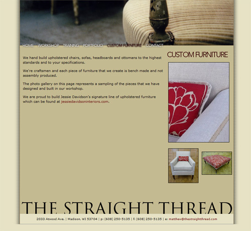 The Straight Thread (2009)